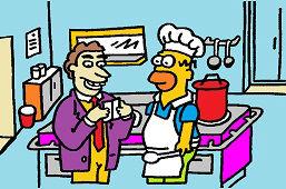 Шеф-повар Гомер