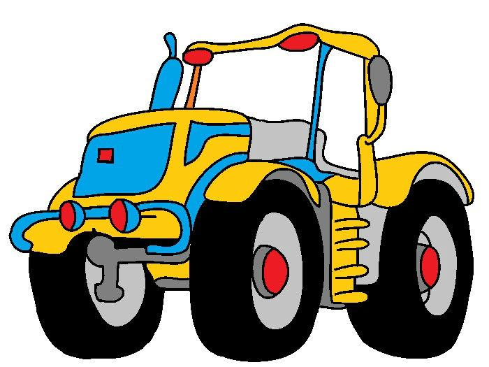 Yниверсальный трактор
