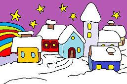 Cнежный покров