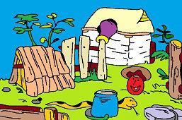 Деревня-двор