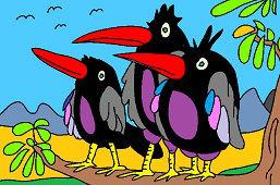Чёрные вороны