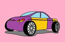 Cпортивный автомобиль