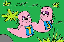 T и J