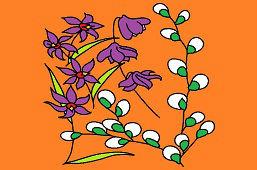 Весенние цветы 2.