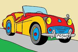 Кабриолет автомобиль