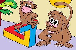 Послушные обезьянки