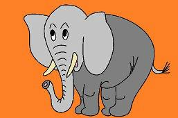 Слон Дамбо