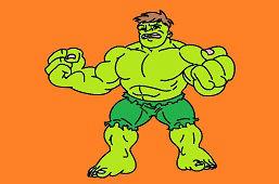 Зелёный герой
