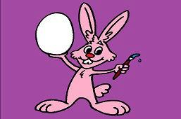 Кролик и яйцо