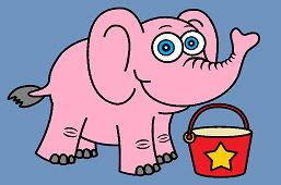 Слон и ведро