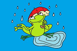 Дождливый день