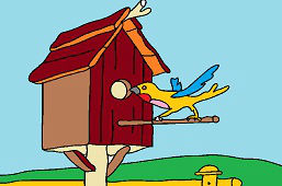 Дом птицы