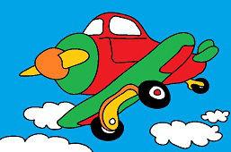 Малый самолет