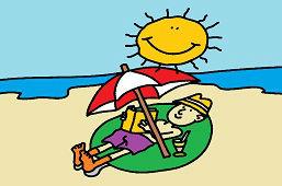 На солнце и в тени