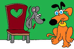Мышь и собака