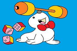 Молодой жонглер