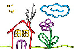 Дом и цвет