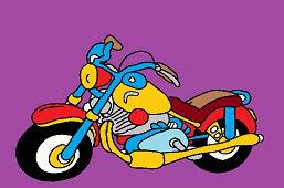 Мотоцикл Харлей-Дэвидсон