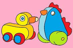 Петух и утка