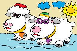 Небесные Овцы
