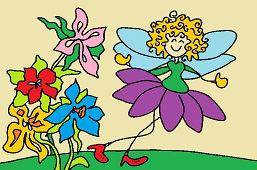 Цветочная фея Гретель