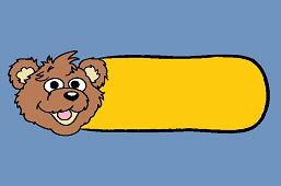 Этикетка – Медведь
