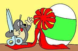 Крот и яйцо