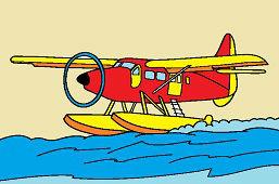 Водный самолет