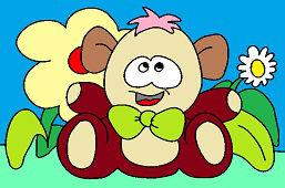 Панда ребёнок