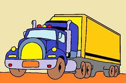 Транзитный грузовой транспорт
