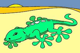Саламандра – ящерица