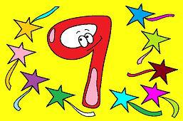Номер 9