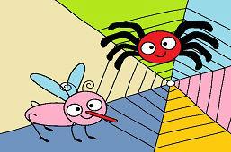 Паук и муха