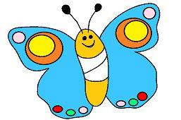 Бабочка Филип