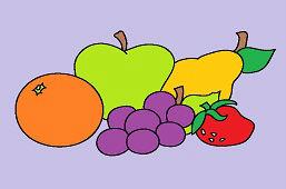 Здоровые фрукты
