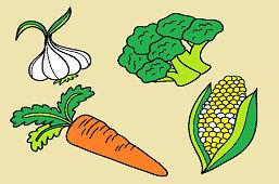 Овощи с огорода