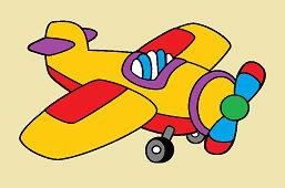 Самолёт с пропеллером