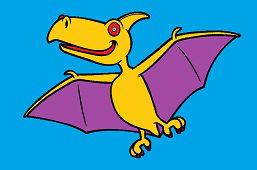 Динозавр Птерозавр