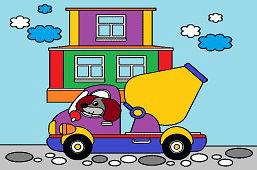 Собачка-водитель