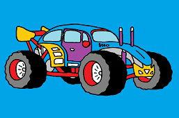 Автомобиль Багги