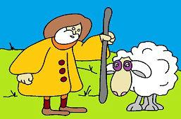 Пастух овец