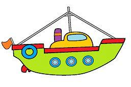 Лодка для Романa