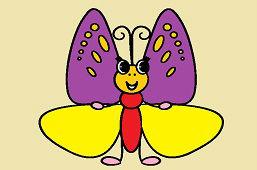 Бабочка Эман