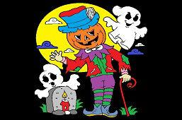 Хэллоуин пати