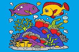 Рыбы моря