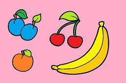 Сладкиe фрукты