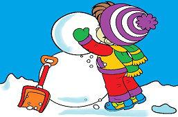 Снеговик и я