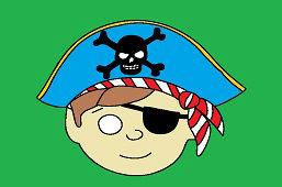 Маска – Пират