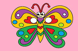 Маска – Бабочкa