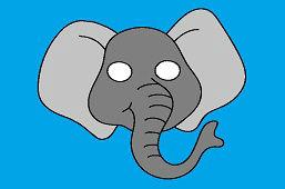 Маска – Слон